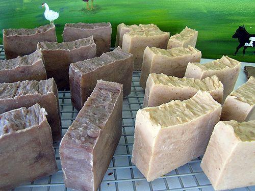 Perfect Hot Process Goat's Milk Soap