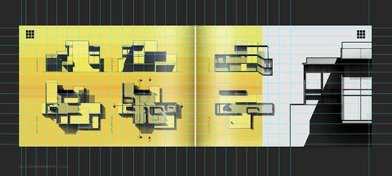 BLOG - architectural rendering and illustration blog / PORTFOLIO UPGRADE: GOING MINIMAL PART 2 / Sketchup + Photoshop / http://www.alexhogrefe.com