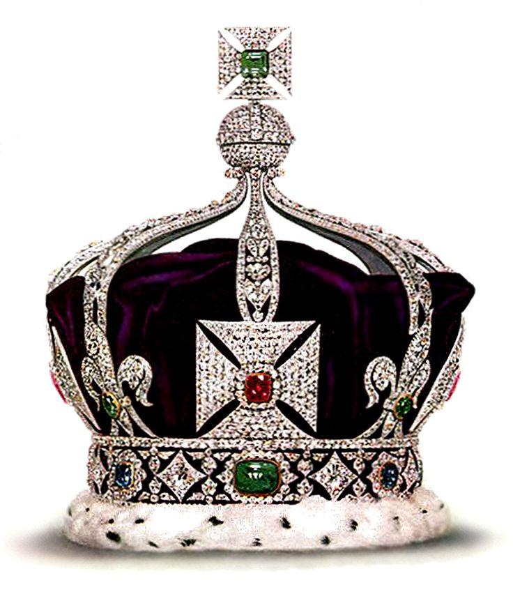 King paul crown jewels