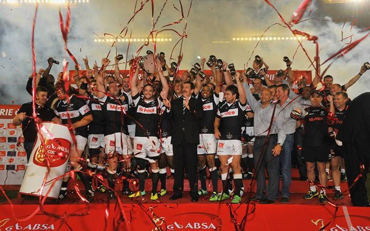 ABSA currie cup champions The Sharks 2013