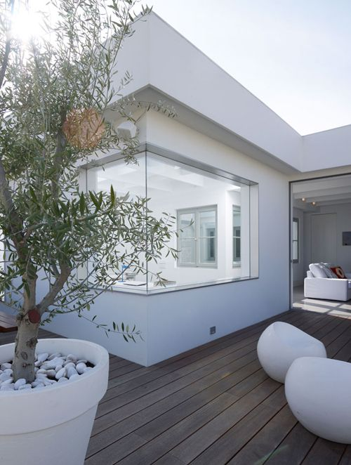ASKarchitects: Great Houses, Terrace, Scandinavian Design, Exterior Patio Decks Gardens, Glasses Wall, Outdoor, Architecture, Modern Interiors, Corner Window