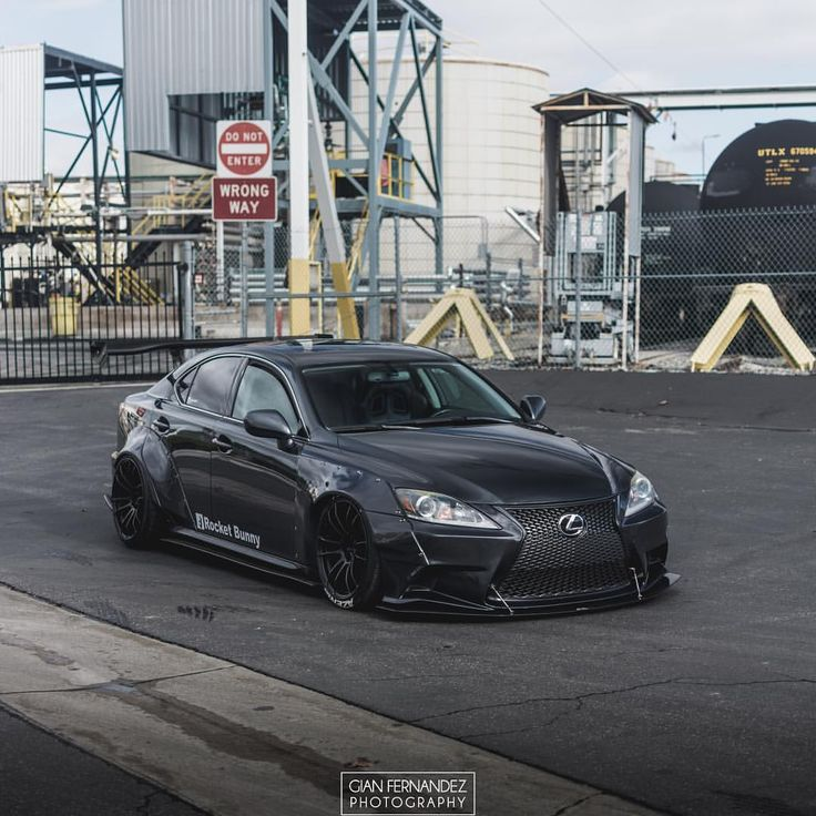 "352 Likes, 2 Comments - Gian Fernandez (@25thh) on Instagram: ""Rocket Bunny Owner: @jcphoto89  #Lexus #IS250 #RocketBunny"""
