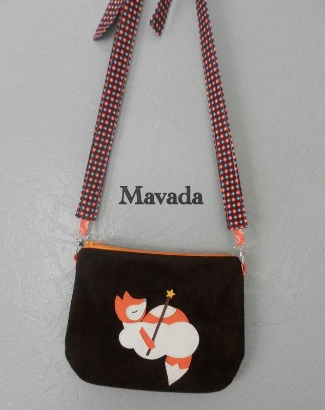 Sac renard Mavada