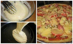 Hatalmas őrület világszerte ez a 10 perces pizza! Készítsd el még ma!