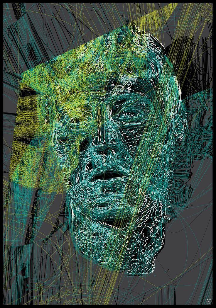 ZUEOKO370 #digital #graphic #art #digitalart #graphicart