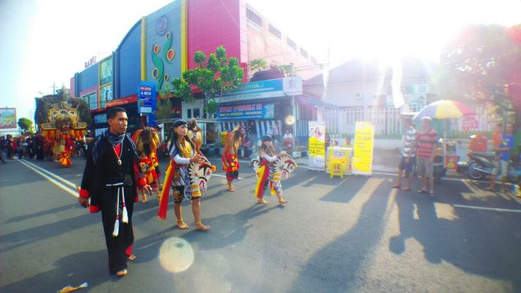 traditional parade.reog.our culture