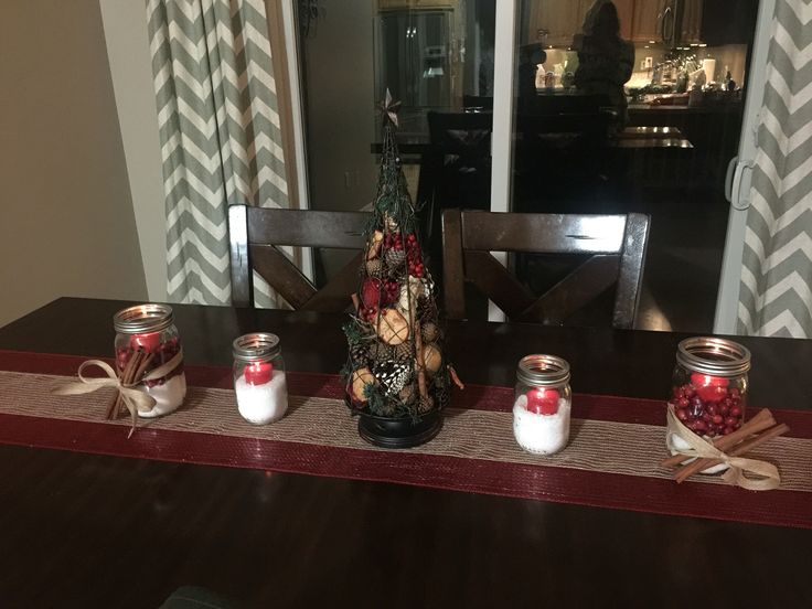 My Christmas Table!