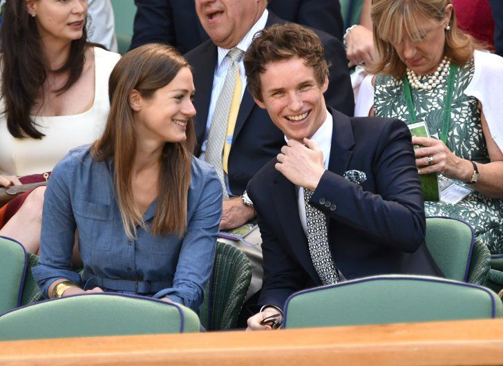 Pin for Later: Who Is Eddie Redmayne's Wife, Hannah Bagshawe?  The couple exchanged vows in December at Babington House in Somerset, where the ceremony reportedly had a Winter wonderland theme.