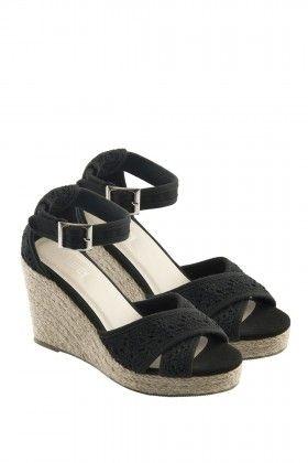 Twigy Tw Anthea Siyah Sandalet: Lidyana.com