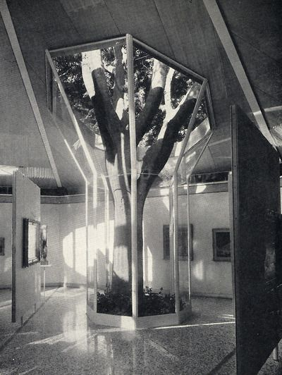 Canadian Pavilion for the Biennale (1954–58) Ernesto Nathan Rogers (BBPR)