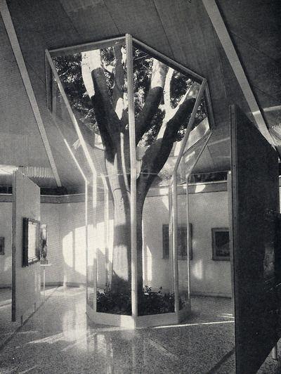 Canadian Pavilion for the Biennale(1954–58) Ernesto Nathan Rogers (BBPR)