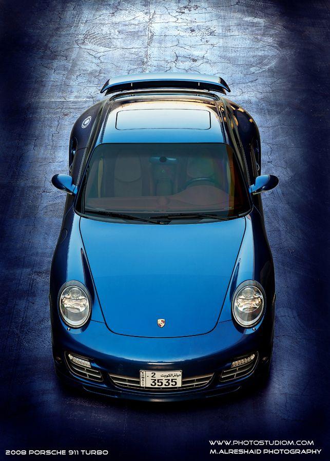 Blue BulletPlanets, Sports Cars, 911 Turbo, Blue, Porsche 911, Beautiful, Navy, Black, Dreams Cars