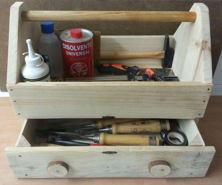 M s de 25 ideas incre bles sobre caja de herramientas en - Caja herramientas vacia ...