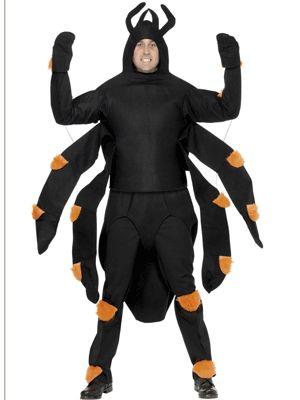 Spinnen kostuum  - EUR 52,50 www.fun-en-feest.be