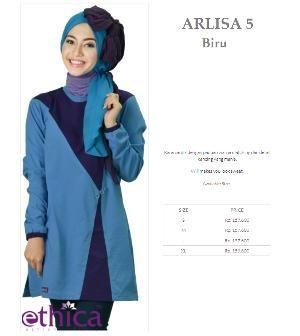 Baju Blus Remaja Ethica Arlisa 05