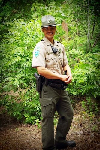 "Why I ditched the ""American dream"" and became a Park Ranger 
