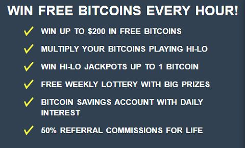 Try your luck every hour playing our simple game and you could win up to $200 in free bitcoins! https://freebitco.in/?r=6295865 #bitcoin #game #winbitcoins