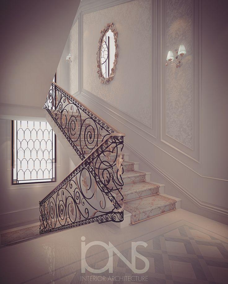47 Stair Railing Ideas: Best 25+ Wrought Iron Stairs Ideas On Pinterest