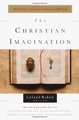 The Christian Imagination: The Practice of Faith in Literature and Writing (Writers' Palette Book) by Leland Ryken, http://www.amazon.com/dp/0877881235/ref=cm_sw_r_pi_dp_YAzqqb13CG111