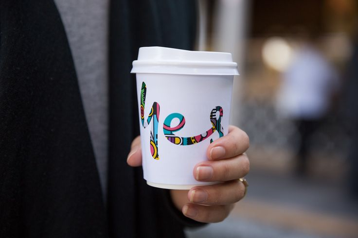 OPTUS - Coffee Cups