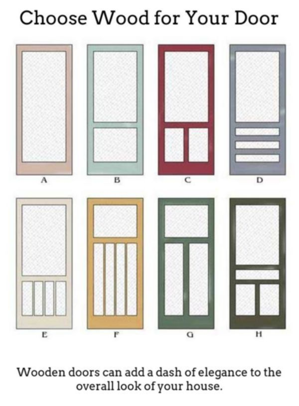 Wooden Doors Solid Wood Doors Are Good If You Reside In A Period Home Or Property Or Maybe Just Desire To Add More Wood Screen Door Wood Screens Screen Door