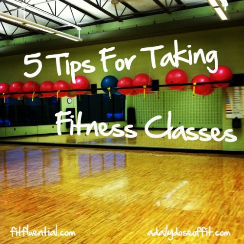 5 Tips for Taking Fitness Classes: They can be extremely intimidating to the newbie! Fitness classes are an amazing thing, really. Not only do they gather like-minded people, they instruct and inspire you to become even, well… more fit. And since you become one in the crowd, it can be really easy for the seasoned vet to blow right through a fitness class without getting a decent workout. click to read more!