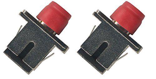 (2 Pack) FC-SC Fiber Optic Cable Adapter Simplex Coupler Female F/F RiteAV http://www.amazon.com/dp/B00WU1TWVU/ref=cm_sw_r_pi_dp_Riwqvb1GXP2Z4