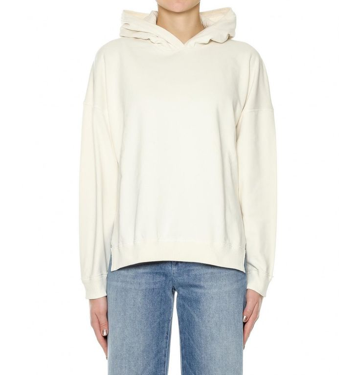 HOODIE IN COTTON €129.00