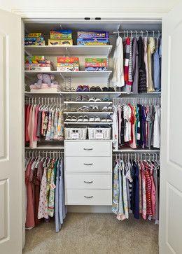 Children's Closets - contemporary - closet - cincinnati - Organized Living
