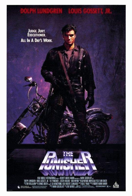Chrichton's World: The Punisher (1989) versus The Punisher (2004) versus Punisher: War Zone (2008): And the winner is.......Punisher: Dirty Laundry (2012)!