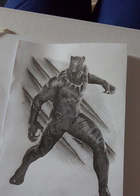 Black Panther / King T'challa of Wakanda