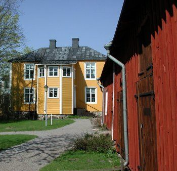 Borgargården - Raseborg