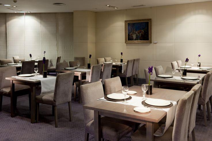 Restaurante Acuarela - Holiday Inn Madrid-Pirámides