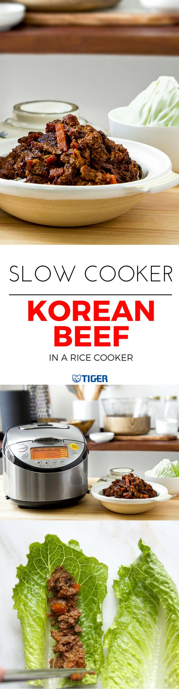 How to Make Slow Cooker Korean Beef in a Rice Cooker!