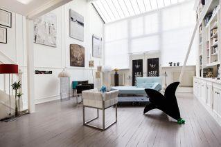 Les 8 plus beaux lofts et ateliers d artistes paris photoreportage int - Les plus beaux lofts ...