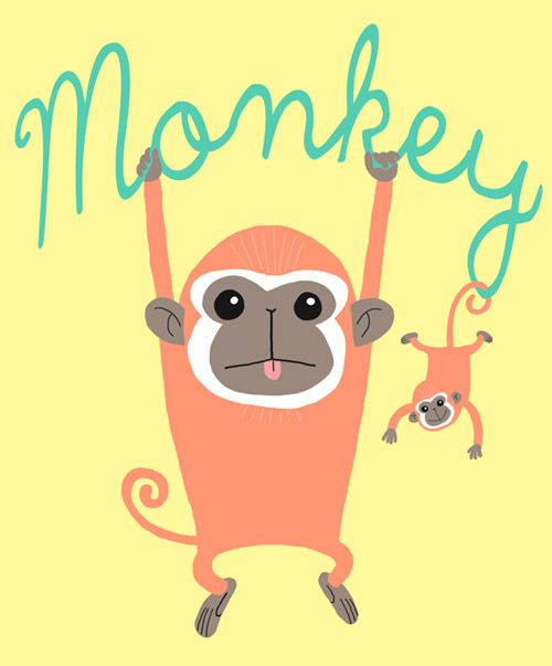 MONKEY GRAPHIC - Kim Taehee