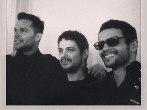 Ricky Martin, Alejandro Sanz, Draco Rosa