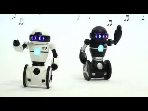 Детские игрушки в магазине Головастик - Робот MIP (белый) 821 WowWee