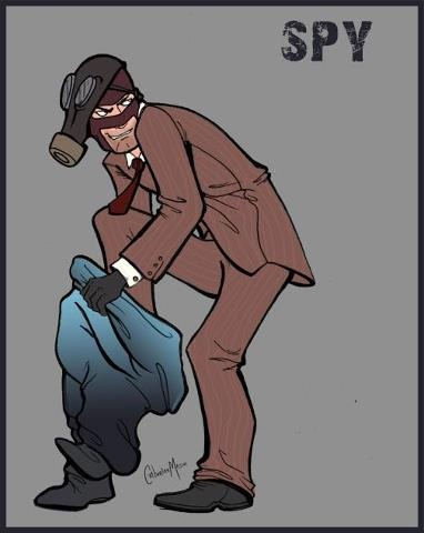 Team Fortress 2 | Spy