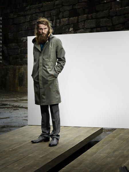 Norwegian Rain has been nominated for The Honours Award for its rain clothing for urban males