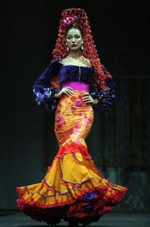 Flamenco Fashion by Cañavate, 2008