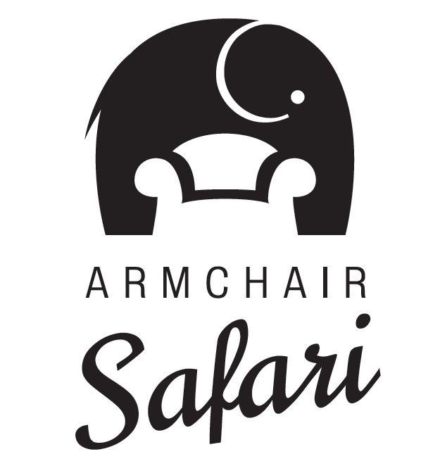 Armchair Safari -  Logo designed by www.inky.net.au