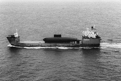 Редкий взгляд на подводные лодки китайских ВМС.