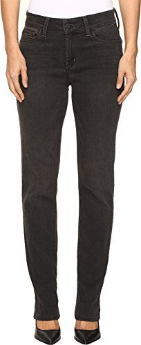 NYDJ Women's Sheri Slim Jeans in Future Fit Denim, Kensington, 2