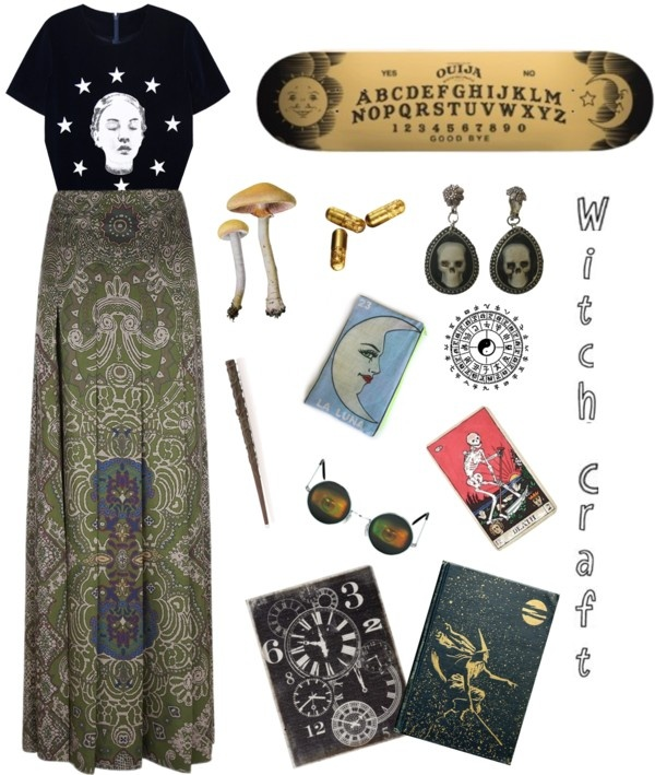 """witch craft"" by wandur ❤ liked on Polyvore"