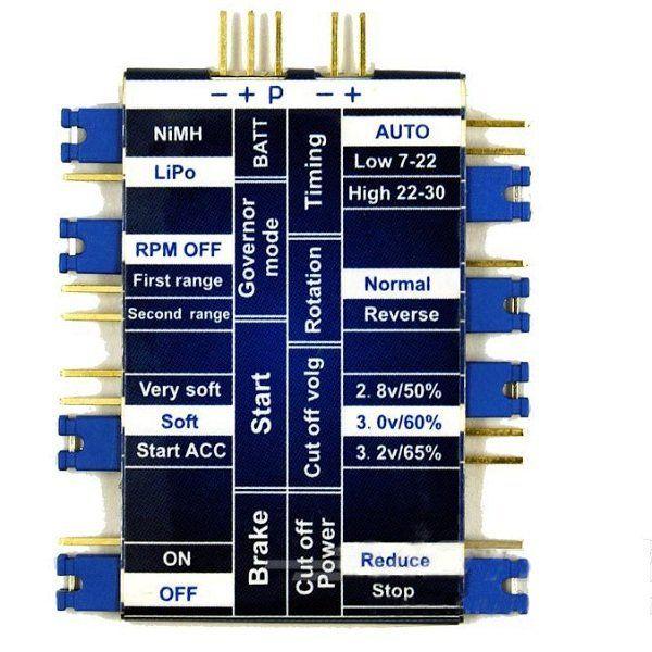 ZTW Air ESC Progranmmer Programming Card for FMS  RocHobby ESC https://www.fpvbunker.com/product/ztw-air-esc-progranmmer-programming-card-for-fms-rochobby-esc/    #planes