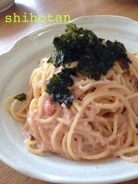 お店の味☆イカたらこパスタ by Shihotan [クックパッド] 簡単おいしい ...