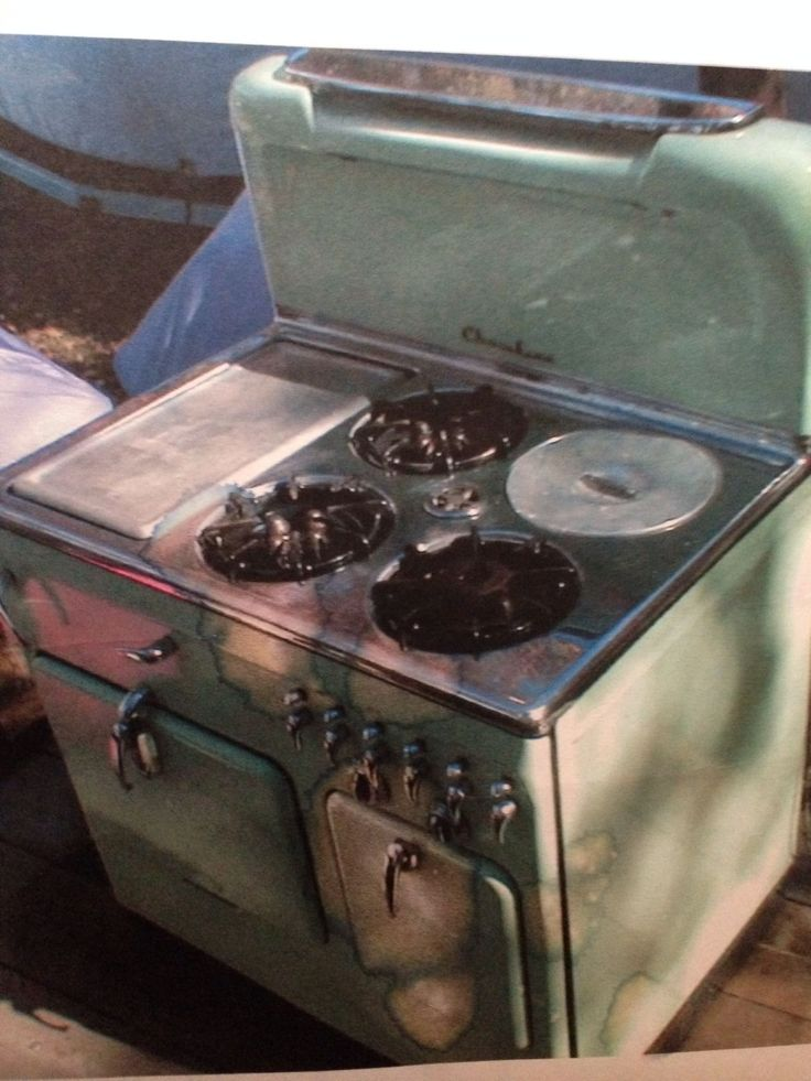 25 Best Images About 1950s Stoves On Pinterest Models