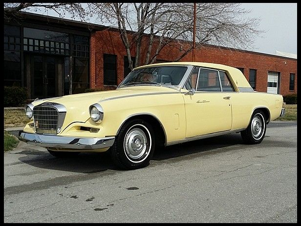 1962 Studebaker for sale by Mecum Auction