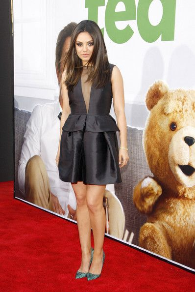 Mila Kunis - Celebs at the Premiere of 'Ted'
